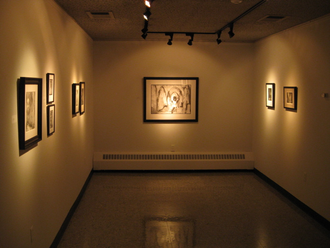 Rivier College Gallery Show 2