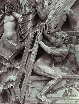 Maitani sculpture resurrection