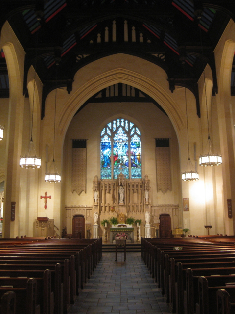 St. Joseph Catholic Church, Bronxville, NY