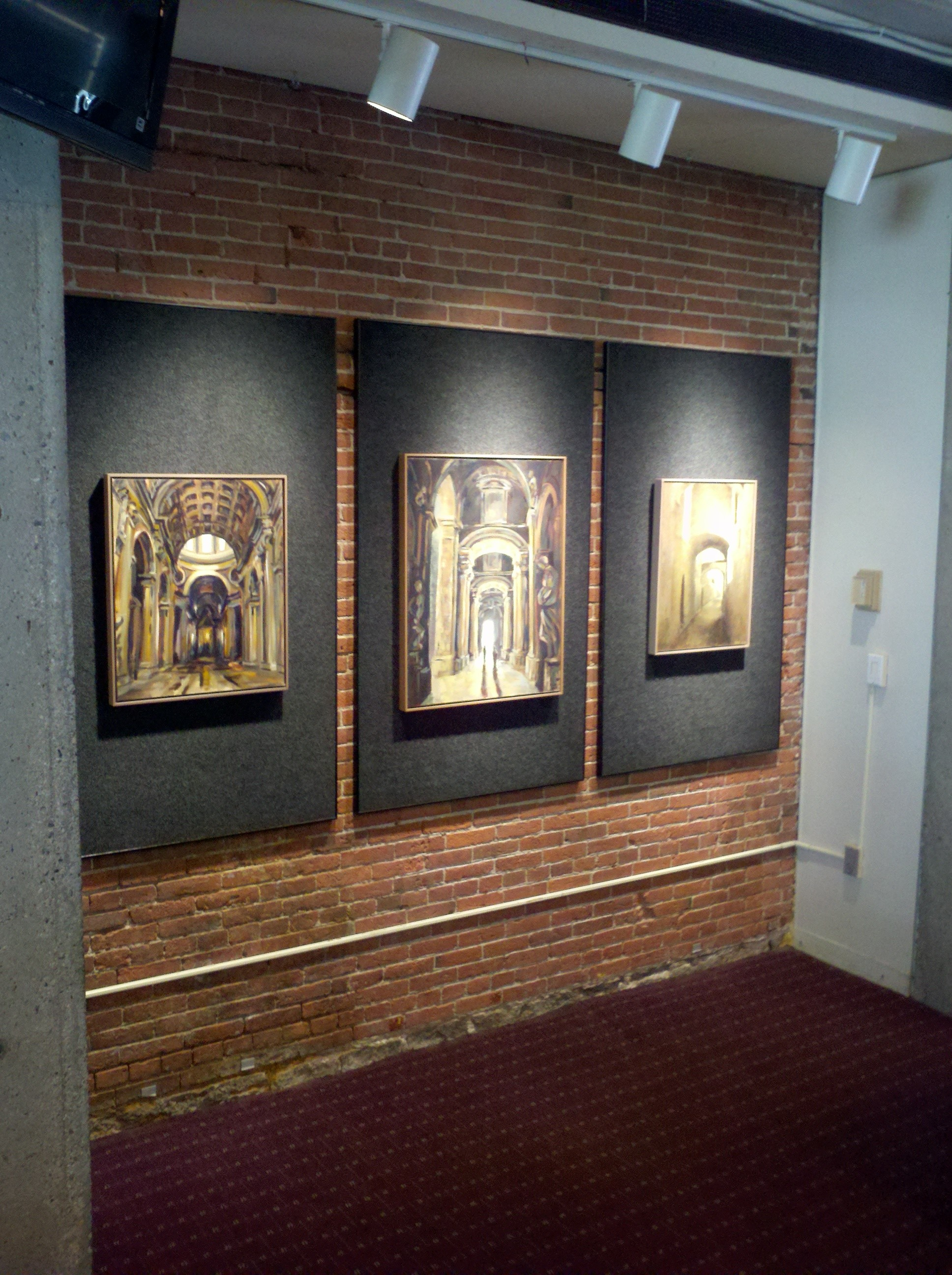 Park Street Arts Exhibit: Pilgrimage