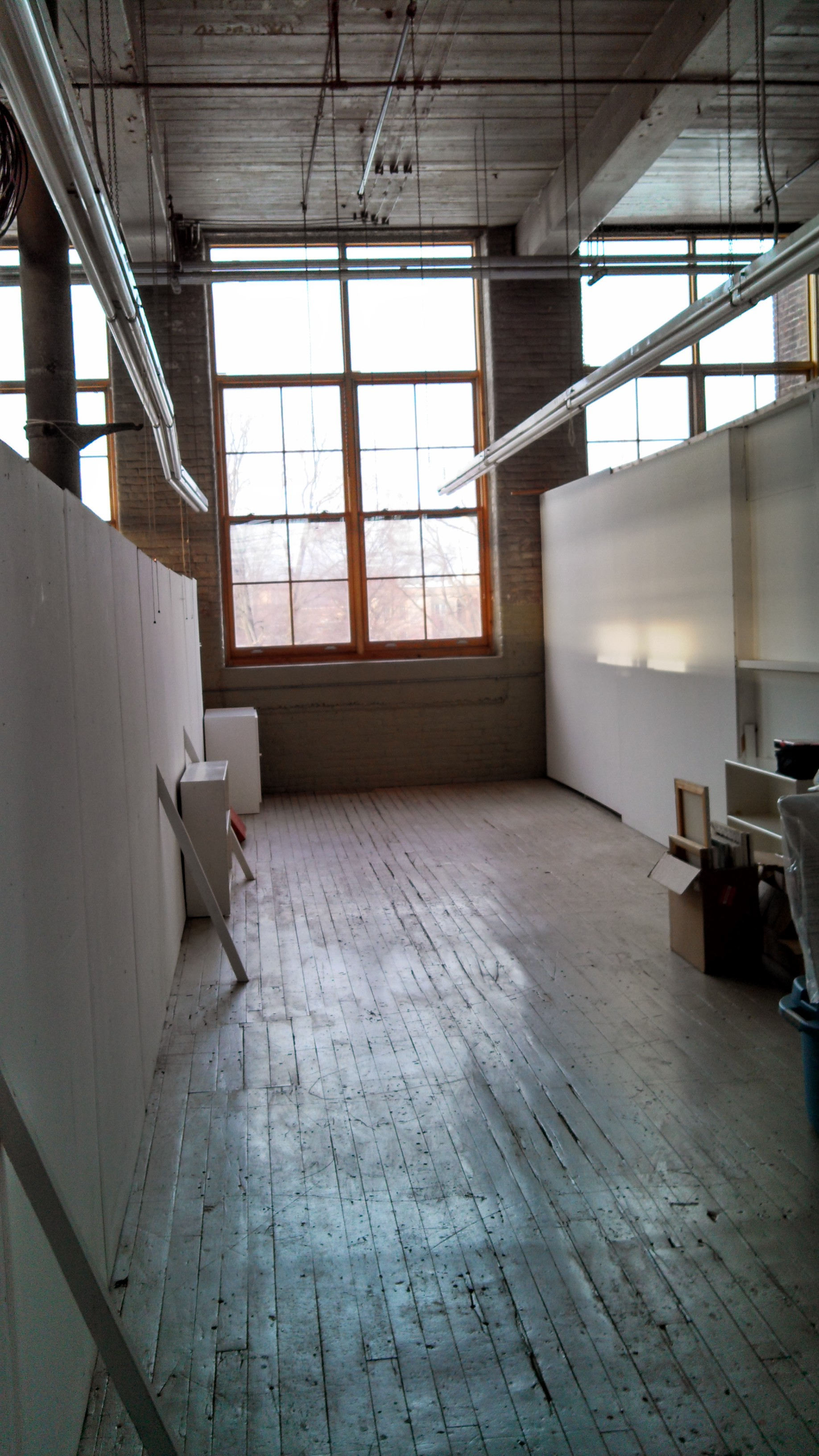 New Studio Space!