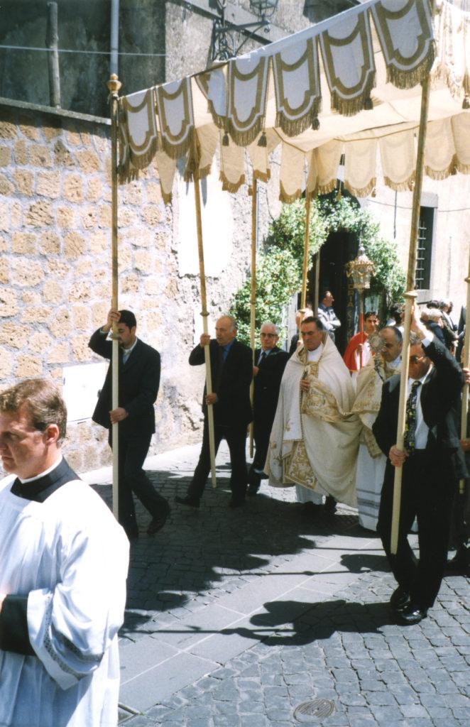 Corpus Domini Procession Orvieto
