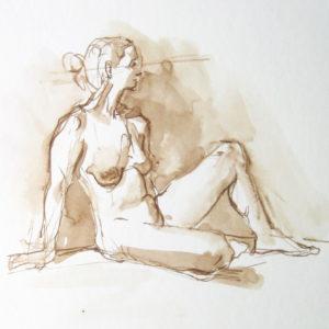 Figure Drawings Summer 2011 - 51