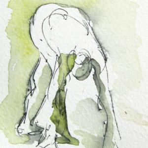crouchinggreenfigure