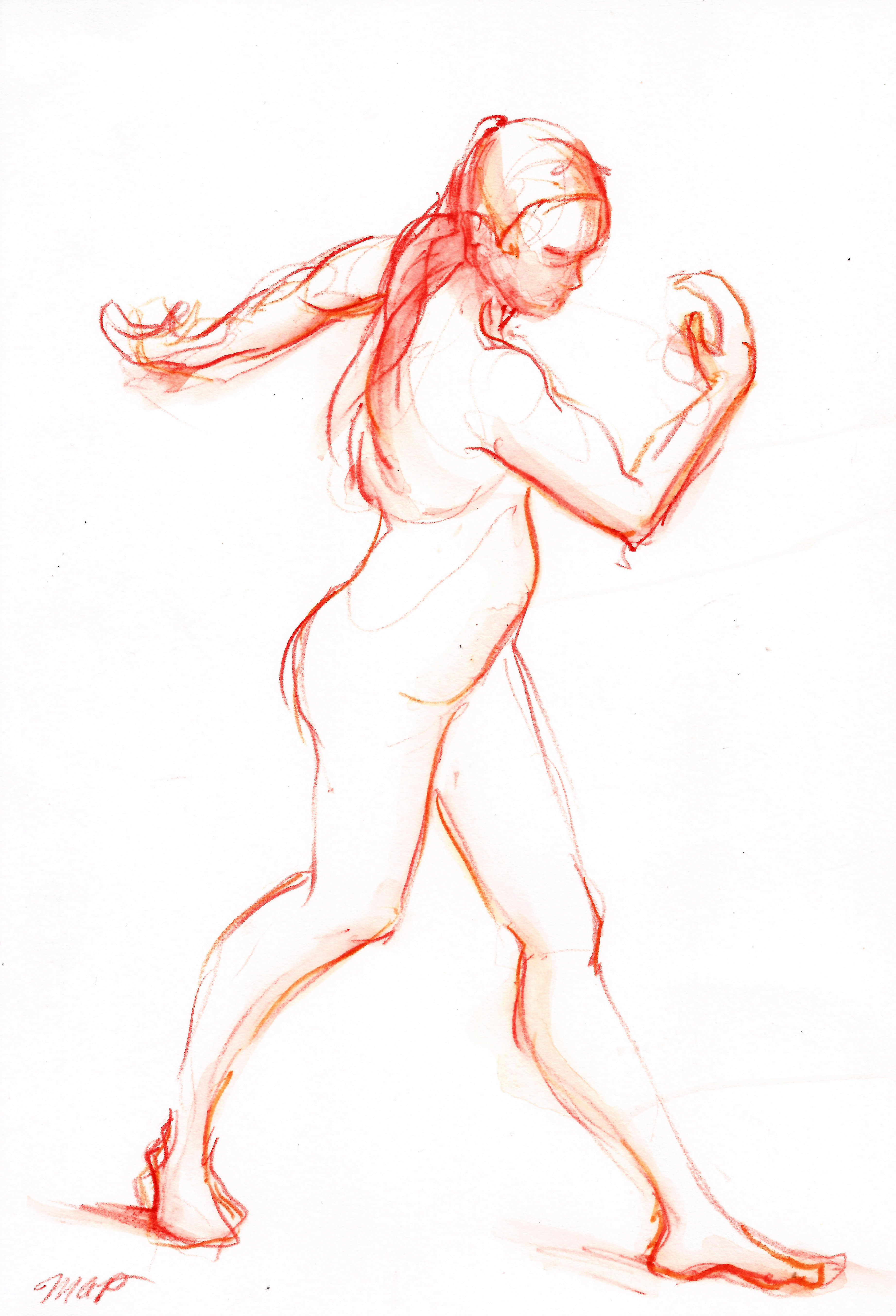 Mind-Body-Spirit Connection: Drawings and Gifts
