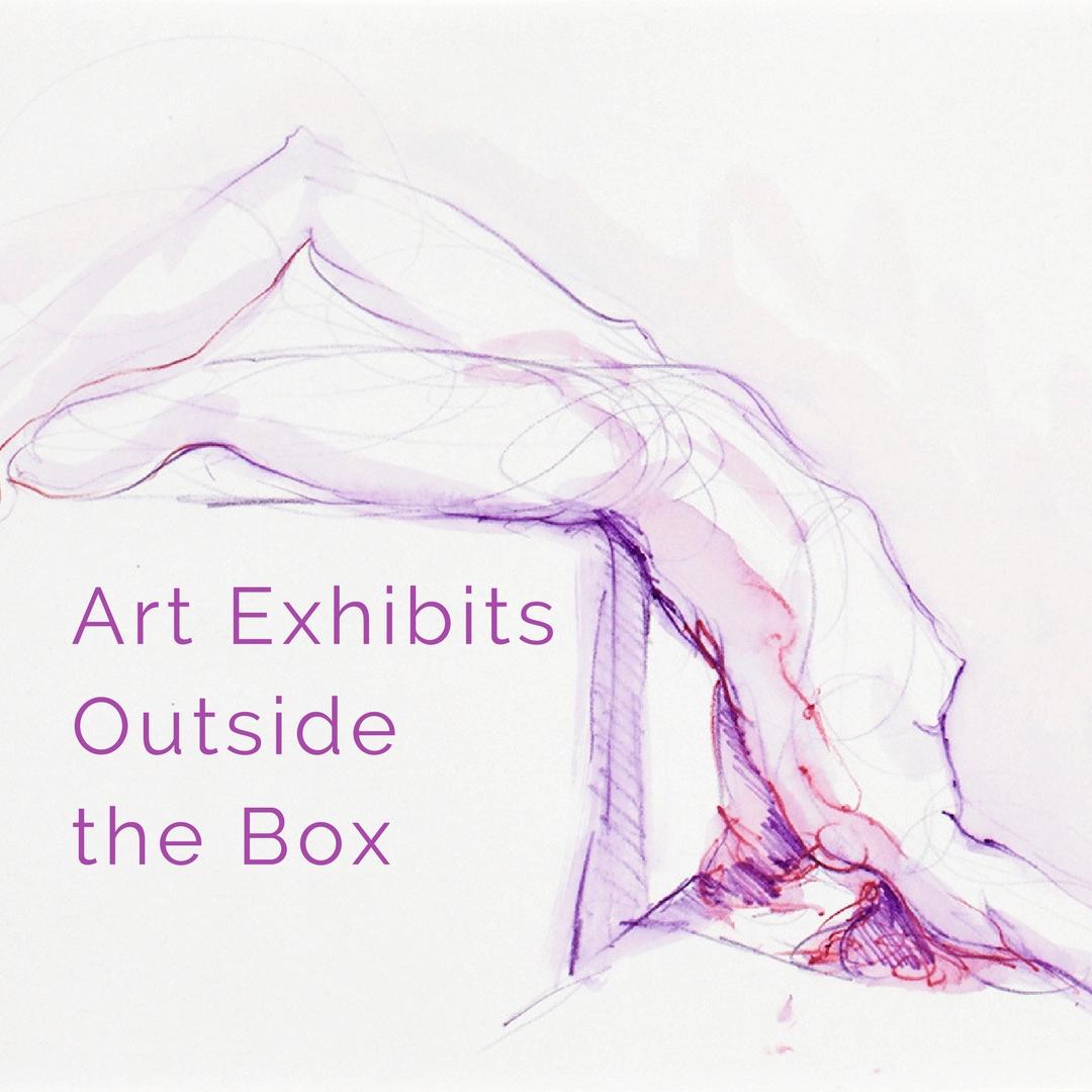 Yoga Art Exhibit